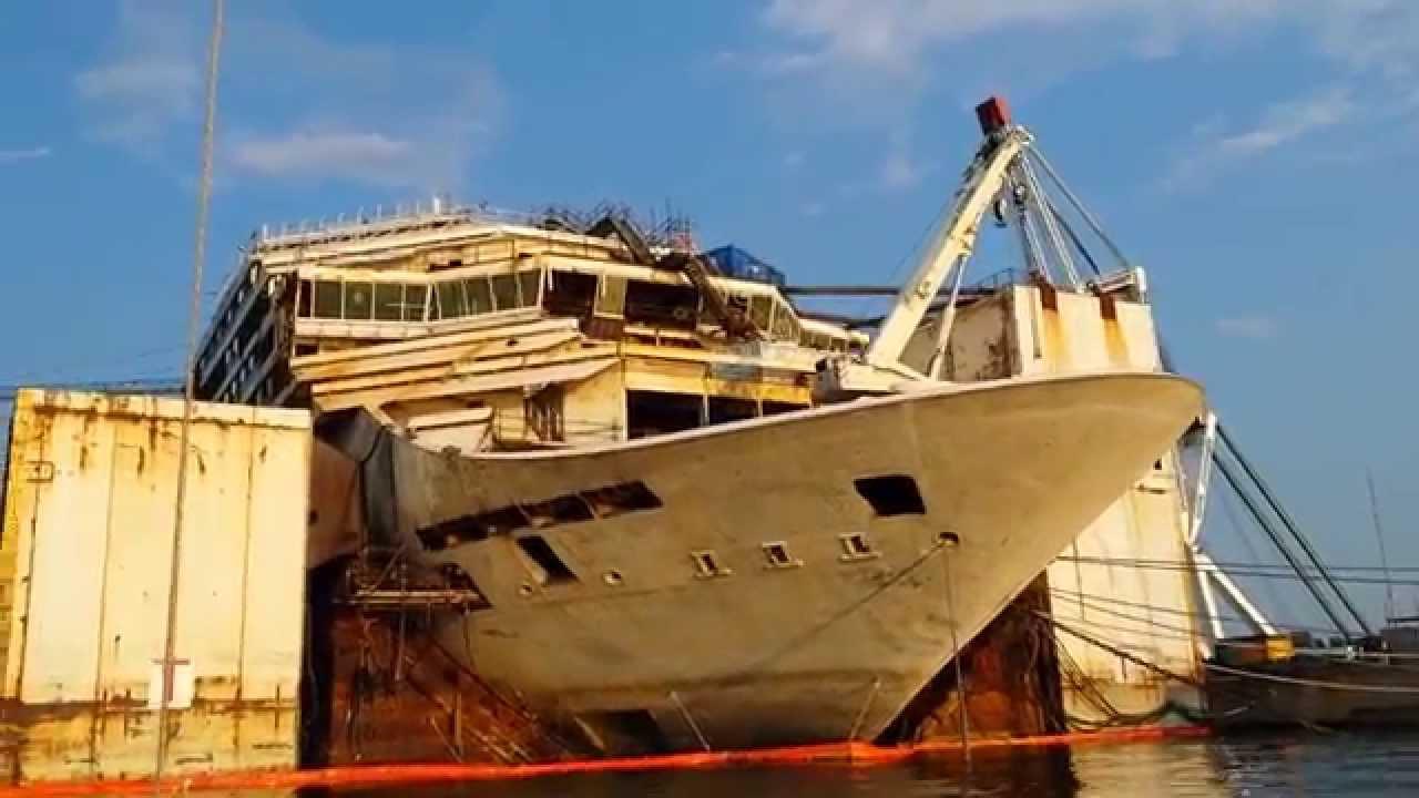 Concordia,  le dernier voyage Maxresdefault