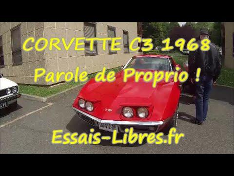 Chevrolet Corvette C3 1968 Episode 1 Youtube