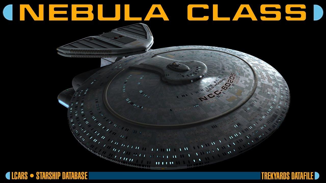 Nebula Class - Datafile