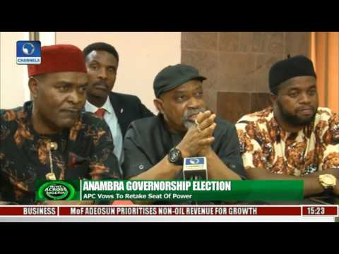 APC Vows To Retake Seat Of Power In Anambra State