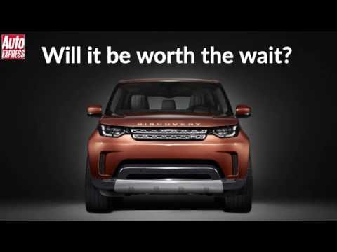 New Land Rover Discovery: what do we know now?