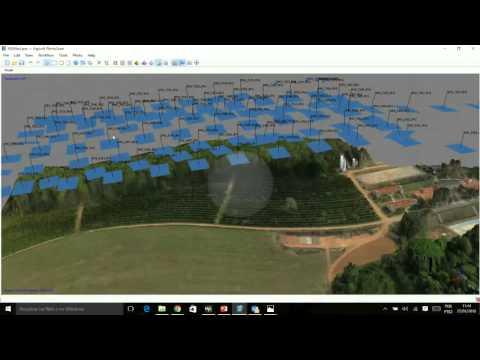 Mapeamento com Drones: Conceitos, Coleta e Processamento