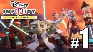 DISNEY INFINITY 3.0 - STAR WARS Twilight of the Republic Playset
