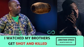 Affirming Youth to Talk About Childhood Trauma | Jonathan SpikesUnlimited Power Show S4E6 PT 1