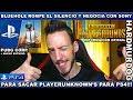 Playerunknown's Battlegrounds Ps4  - Hardmurdog - Noticias - PUBG  - Ps4 - Español