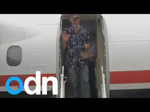 Dutch hostage freed in Mali arrives in capital Bamako