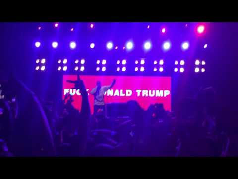 YG - Fuck Donald Trump [Live In San Diego]