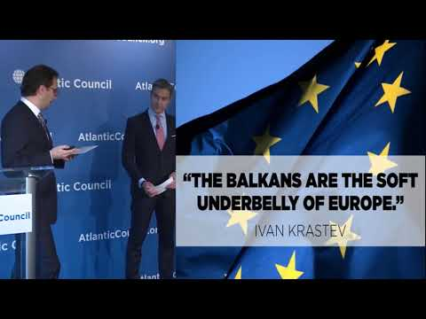 Pt. 1 A Coming Storm? Shaping a Balkan Future in an Era of U