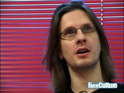Steven Wilson (Porcupine Tree )  interview pt1  08-02-20