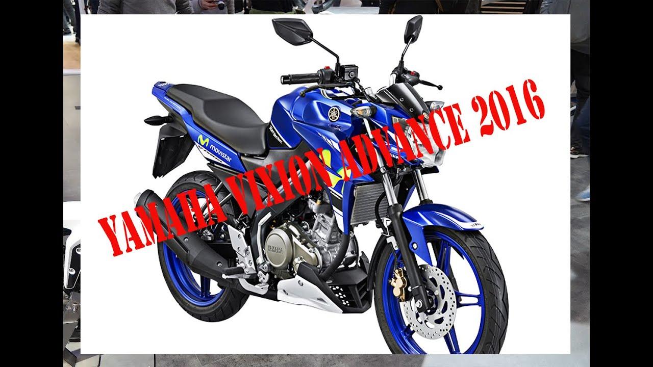 Motor Terbaru Yamaha Vixion Advance 2016