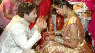 allu arjun wedding moments