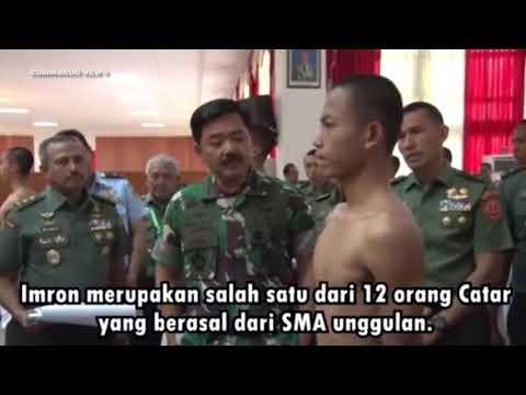 MENGEJUTKAN Ditanya Panglima TNI Calon Taruna menjawab ?