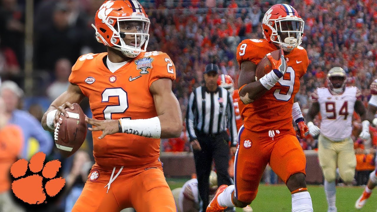 clemson tigers in 2018 what to expect youtube