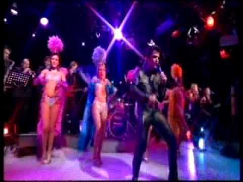 MARK ANDREW as Elvis Leaves His Mark ! Bert Newton GMA 2005