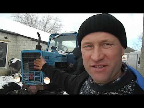 Покупаем МТЗ (На что следует обратить внимание при покупке трактора.)