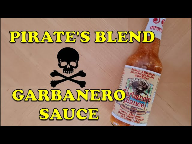 Pirate's Blend Garbanero Hot Sauce Review
