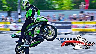 Ninja Stunt Marcin Glowacki Czech Stunt Day