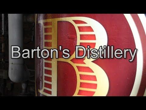 #015 - Barton 1792 Distillery Tour in Bardstown, Kentucky from WhiskyJason
