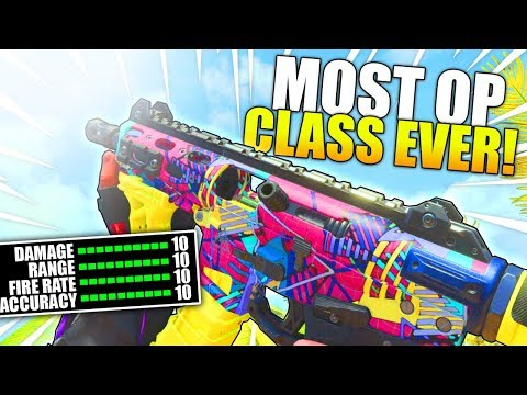 """How to Make """"OVERPOWERED DAEMON 3XB!"""" [BO4 BEST CLASS SETUP] - Black Ops 4 Gameplay"""