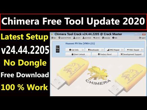 Chimera Free Tool Setup 2020  | Chimera Tool Setup Use Without Box  Dongle | Chimera Tool Update