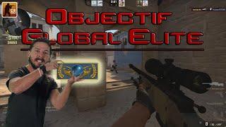 Objectif: Global Elite (Ft.Willex)║ Episode 3 ║ Counter Strike Global Offensive Gameplay (CSGO) FR