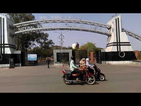 NIT Raipur | Mining Engineering Department ; A Glimps