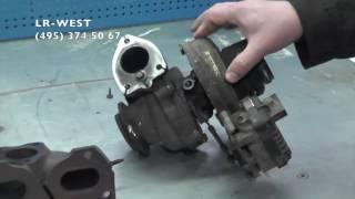 Турбина Ленд Ровер Фрилендер 2- особенности и неисправности.(В ролике кратко рассказано о турбокомпрессоре на дизельном Фрилендер 2 , с двигателем 2.2 TD. Аналогичный двиг..., 2016-12-20T20:20:02.000Z)
