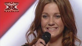 Анастасия Прудиус - Cry Me A River - Nataly Cole - Кастинг в Харькове - Х-Фактор 4 - 07.09.2013