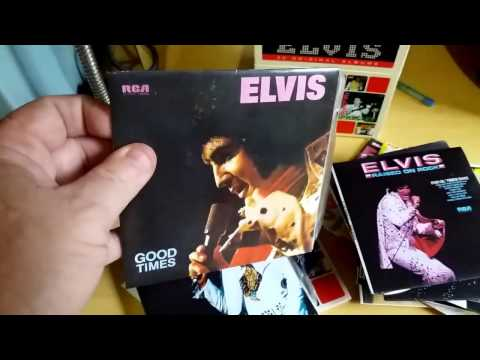 The Perfect Elvis Presley Soundtrack Collection a 20 CD box set : Released