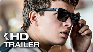 BABY DRIVER Exklusiv Opening Scene & Mike Relm Remix Trailer German Deutsch (2017)