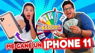 ADIVINA LA PALABRA y te lo COMPRO Challenge💪 ¿¡ME COMPRAN UN IPHONE 11 Pro Max??😱📱 | Leyla Star💫