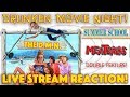 DRUNKEN MOVIE NIGHT! Summer School 1987 & Meatballs 1979 - LIVE STREM REACTION!
