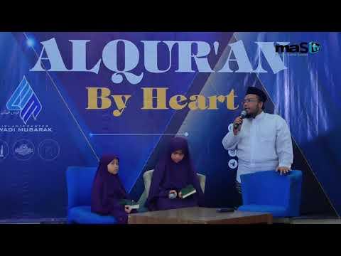ALQURAN BY HEART - Tabligh Akbar Pembukaan Tahsin Rutin Masjid Astra Sunter