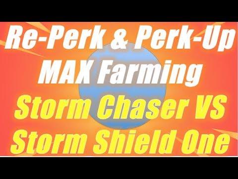 Re Perk Perk Up Max Farming Youtube