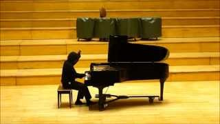 Javier Villegas - A. Scriabin Etude Op.8 N° 12