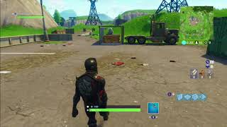 *SECRET* Soccer field! Week 7 quest secret field(Fortnite Battle Royale)