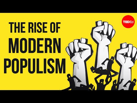 Video image: The rise of modern populism - Takis S. Pappas