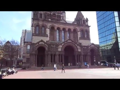 Boston (Massachusetts), Copley Square