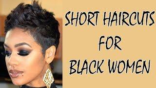 Video SHORT HAIRCUTS FOR BLACK WOMEN 2019 download MP3, 3GP, MP4, WEBM, AVI, FLV Juni 2018
