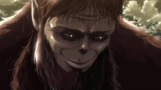 Shingeki no Kyojin OP 1 Season 2 FULL   LYRIC OP 3  Shinzou ...