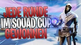 JEDE RUNDE IM SQUAD CUP GEWONNEN   4 Runden UND 4 Wins   Friday Nite Cup Highlights