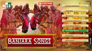Banjara songs  | Telangana Songs | Folk Songs Juke Box