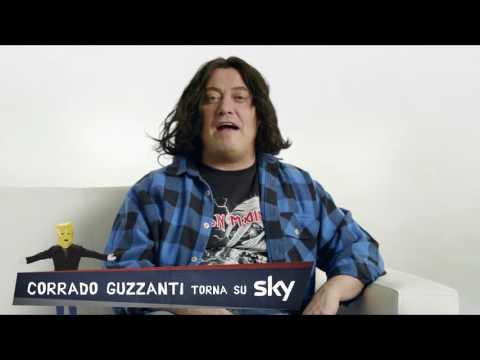 Corrado Guzzanti torna su Sky!