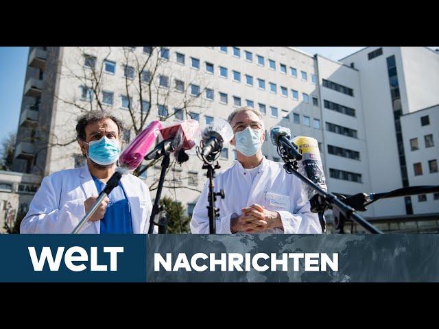CORONA NEWSSTREAM: Wenn Krankenhäuser zu Covid-19-Hotspot werden
