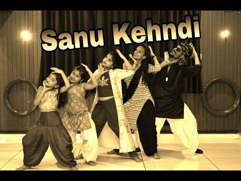 Sanu Kehndi//Dance Video//Kesari//Akshay Kumar&Parineeti Chopra