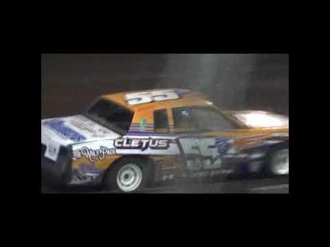 Hobby Stock Amain @ Hancock County Speedway 07/10/18
