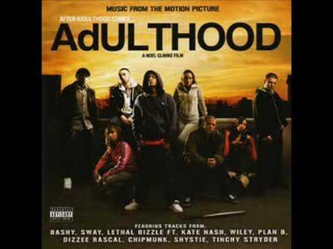 AdULTHOOD - Paranoid - Dizzee Rascal
