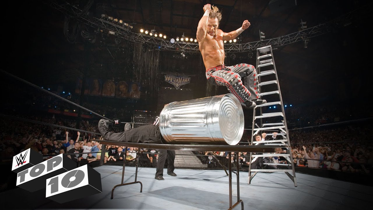 Download Most Extreme WrestleMania Moments: WWE Top 10
