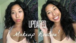 ♡ UPDATED Make up Routine! ♡ || Ysabella Romasanta ||