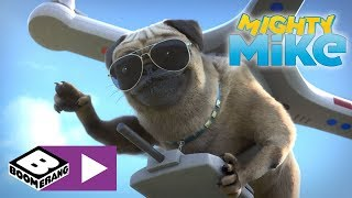 Mighty Mike | Drone Dog | Boomerang UK 🇬🇧...